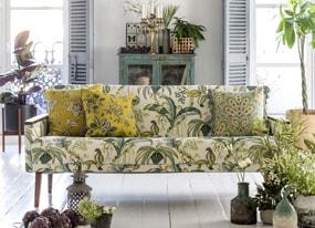 New Clarke & Clarke Fabrics