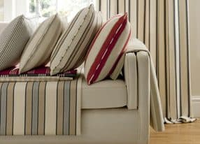 Ticking Stripes Fabrics