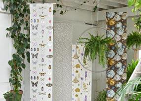 New Clarke & Clarke Wallpapers